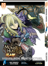 Monster Hunter Flash - Tome 4
