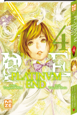 Platinum End - Tome 04