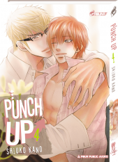 Punch Up - Tome 04