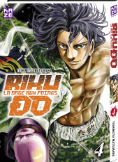 Riku-Do, La rage aux poings - Tome 4