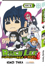 Rock Lee - Tome 4