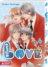 Silent Love (Ed.Collector Limitée) - Tome 4