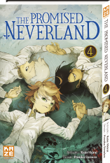 The Promised Neverland - Tome 04