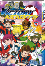 Victory Kickoff !! - Tome 4