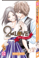 2nd Love - Once upon a Lie - Tome 5