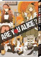 Are you Alice ? - Tome 5