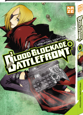 Blood Blockade Battlefront - Tome 5
