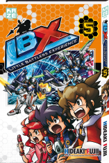 LBX - Little Battlers eXperience - Tome 05