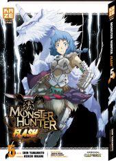 Monster Hunter Flash - Tome 05