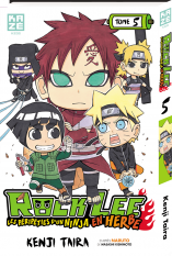 Rock Lee - Tome 5