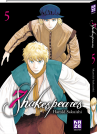 Tome 5 || Seven Shakespeares