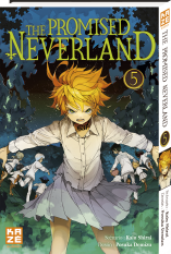 The promised neverland - Tome 05