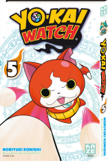 Yo-Kai Watch - Tome 5
