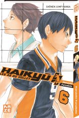 Haikyu!! Les AS du volley - Tome 06
