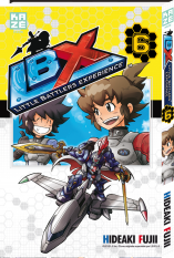 LBX - Little Battlers eXperience - Tome 6