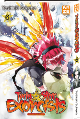 Twin Star Exorcists - Tome 6