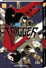 World Trigger - Tome 06