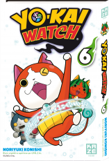 Yo-Kai Watch - Tome 06