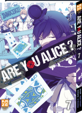 Are you Alice ? - Tome 7