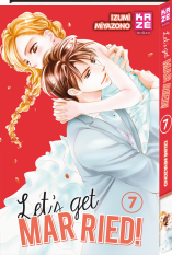 Let's get married! - Tome 7