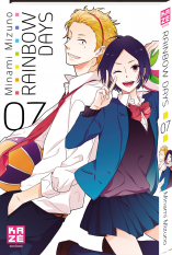 Rainbow Days - Tome 7