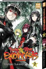 Twin Star Exorcists - Tome 07