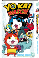 Yo-Kai Watch - Tome 7