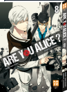 Tome 8 || Are you Alice ?