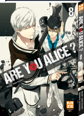 Are you Alice ? - Tome 8
