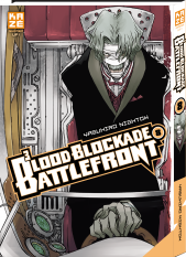 Blood Blockade Battlefront - Tome 8