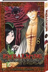 Embalming - Tome 8