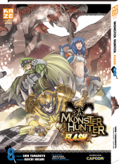 Monster Hunter Flash - Tome 08