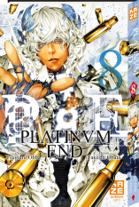 Platinum End - Tome 08