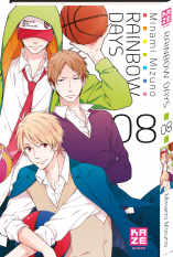 Rainbow Days - Tome 8