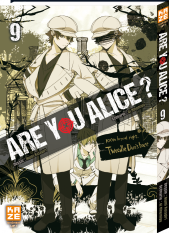 Are you Alice ? - Tome 09