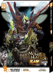 Monster Hunter Flash - Tome 09