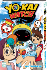 Yo-Kai Watch - Tome 09