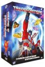 TRANSFORMERS - PARTIE 1 - COFFRET 4 DVD