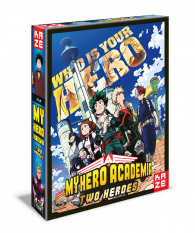 My Hero Academia - Two Heroes