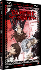 Vampire Knight - Saison 1, BOX 1/2
