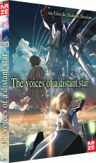 The voices of a distant star - Film