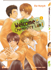Welcome to the chemistry Lab! - Tome 01