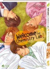 Welcome to the chemistry Lab! - Tome 02