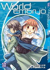 World Embryo - Tome 01