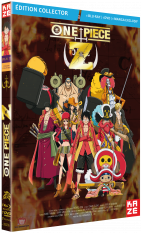 One Piece - Film 11, édition collector